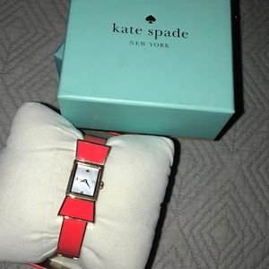 Kate Spade Carlyle Bow Bangle Watch